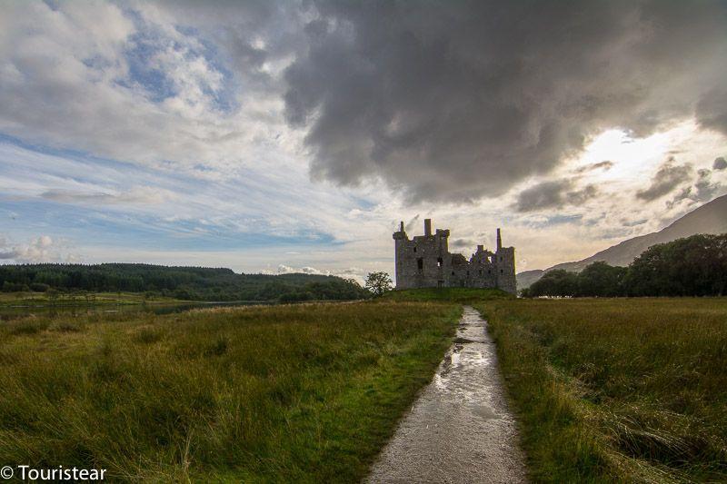 Kilchurn Castle - Castillos de Escocia
