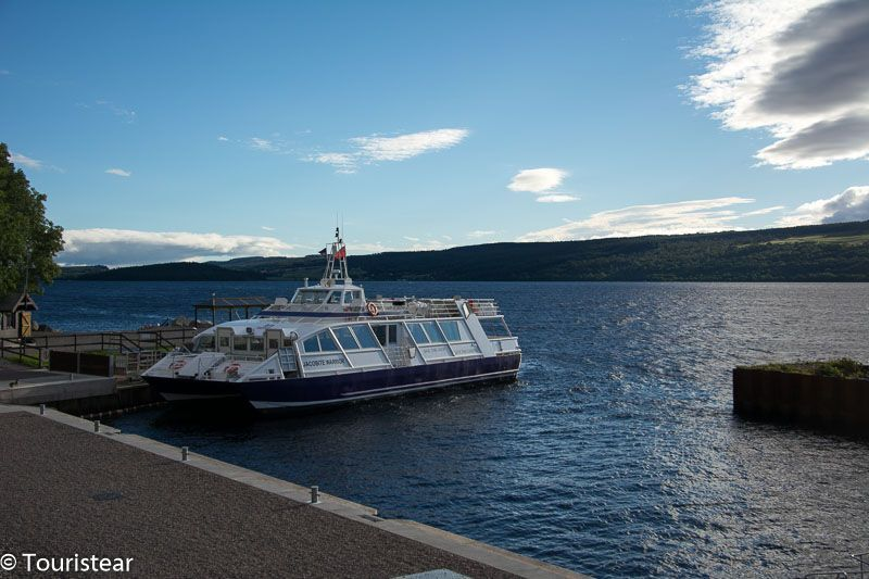 Loch Ness Jacobite Cruise