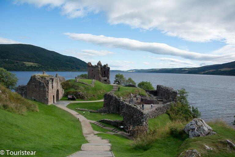 Que ver en el Lago Ness y alrededores de Inverness. Escocia