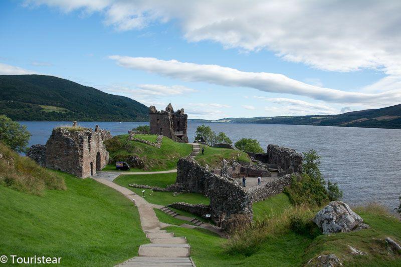 Lago Ness Urquart Castle