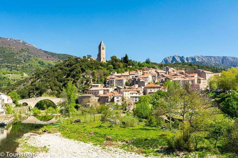 Olargue, Most beautiful villages in France, south of France