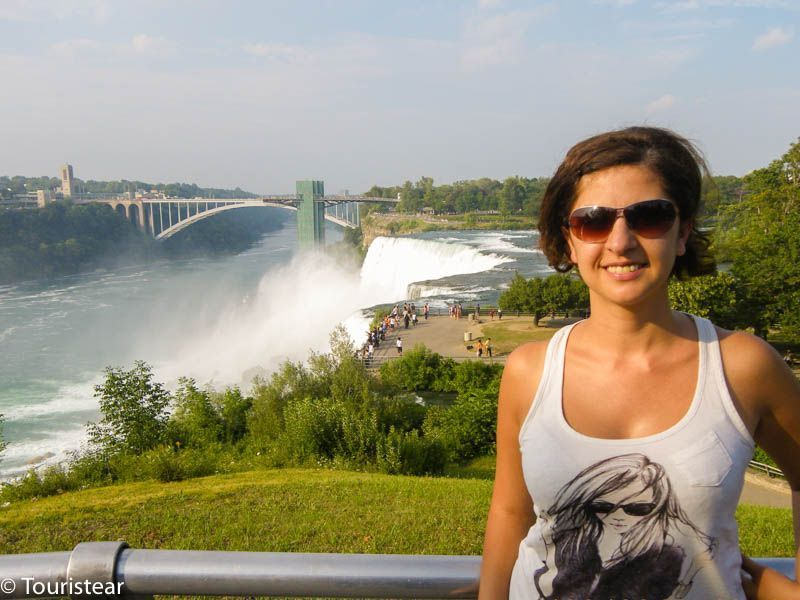 View of Niagara Falls with Vero, Niagara Falls, USA