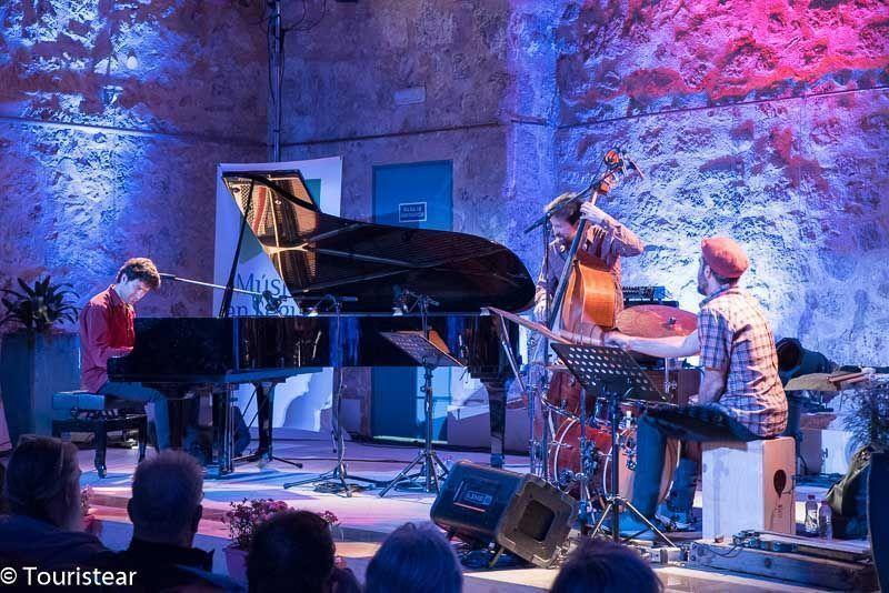 Albert Sanz Jazz Musica en Segura