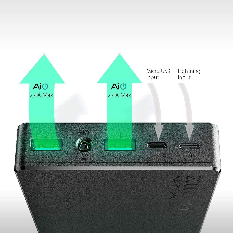 Bateria Portatil AUKEY