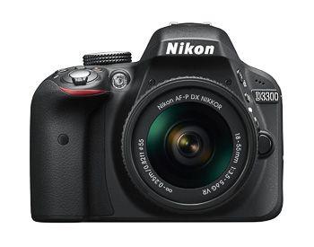 Camara reflex para todos nikon 3300