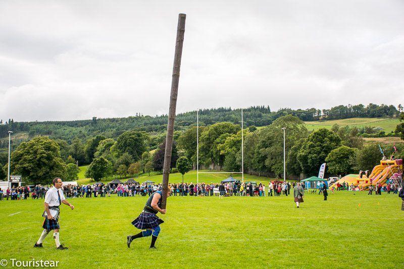Highland Games, juegos de las highlands, escocia