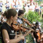 Música en Segura. Un festival de Música Clásica muy original.