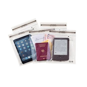 fundas impermeables documentos, moviles