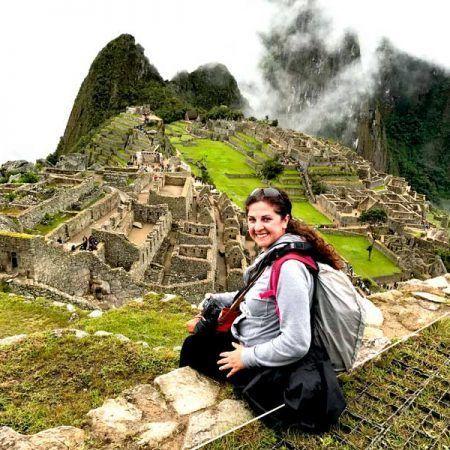 Machu Picchu, ciudadela Inca, Perú