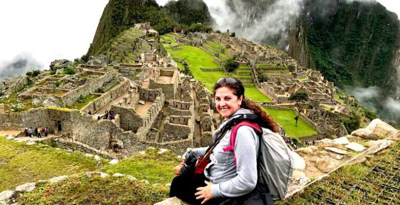 Machu Picchu, Inca Citadel, Peru