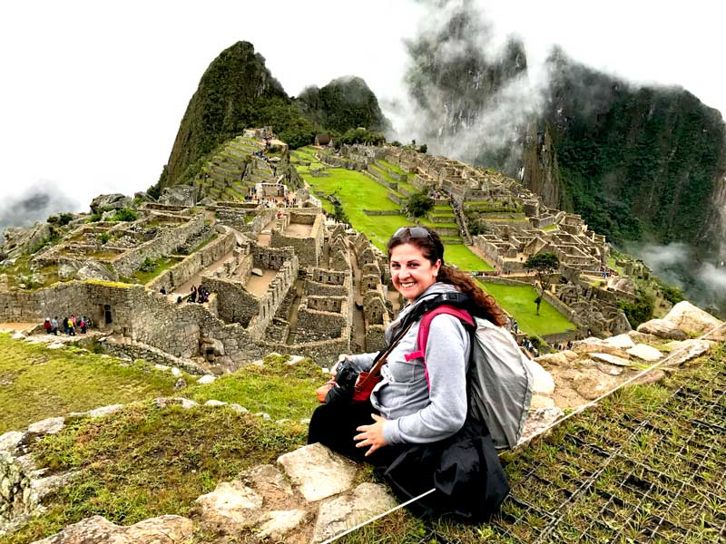 Machu Picchu, Inca citadel, Peru, recommendations to avoid altitude sickness or soroche