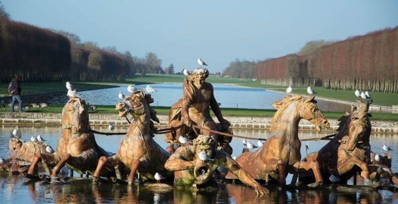 Jardines de Versalles, excursiones desde París
