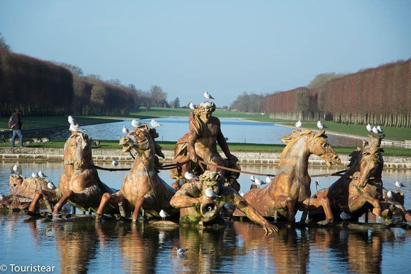 Gardens of Versailles, excursions from Paris, must see in Paris