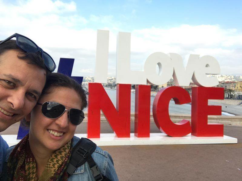Niza, Francia, Costa Azul