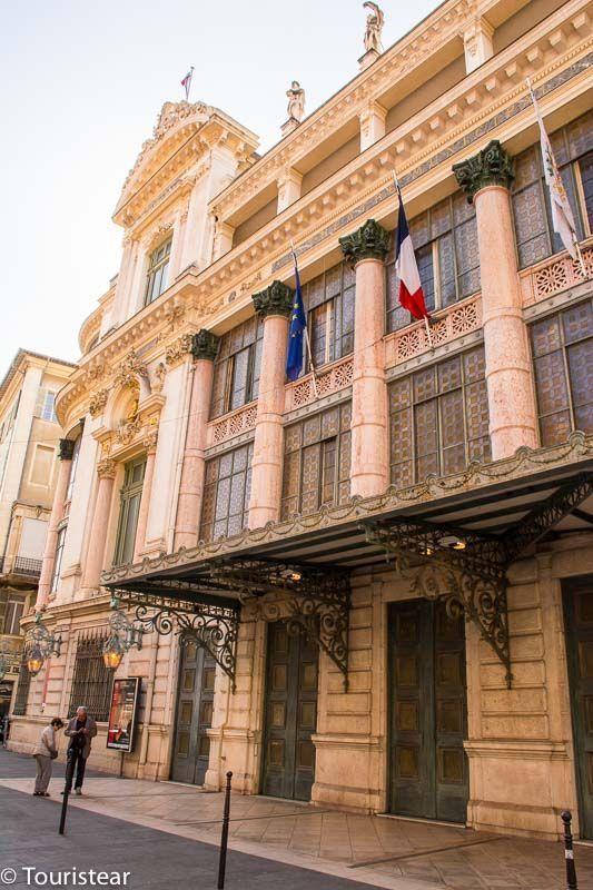 niza palacio de la opera
