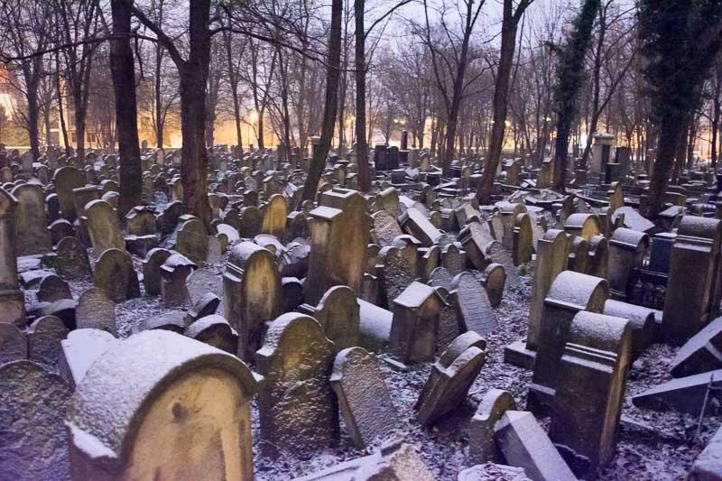 Zalipie Tarnow Cementerio