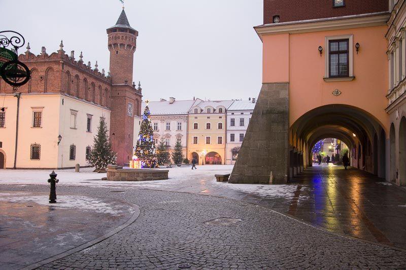 Zalipie Tarnow Plaza