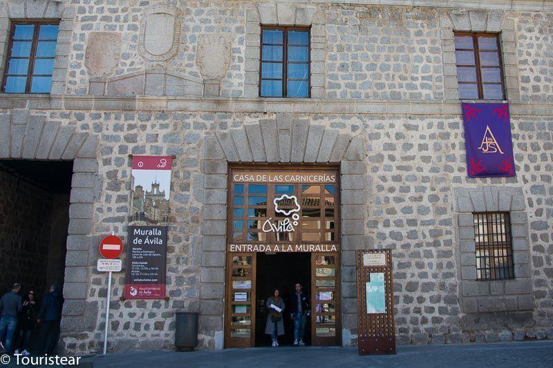 casa de las carnicerias avila, que ver en Avila