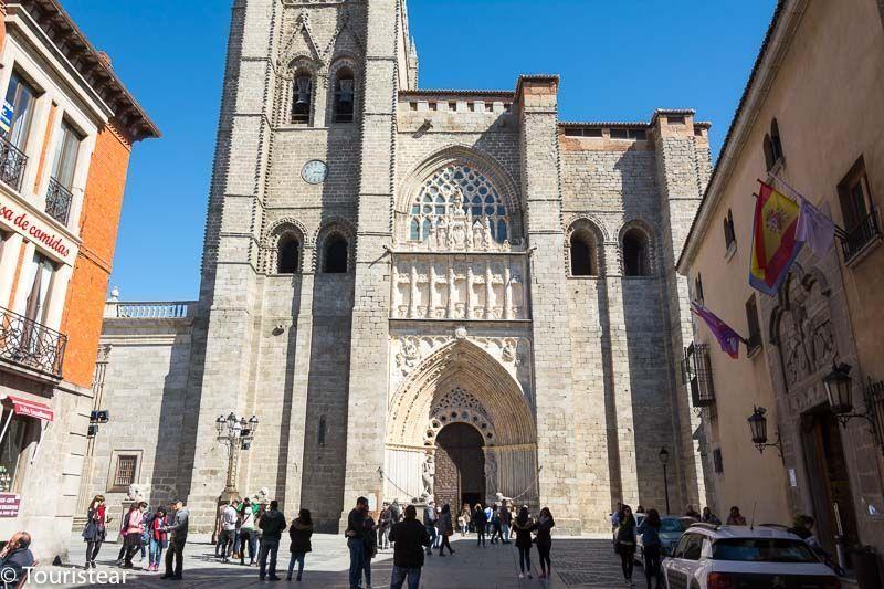 catedral de avila, que ver en ávila