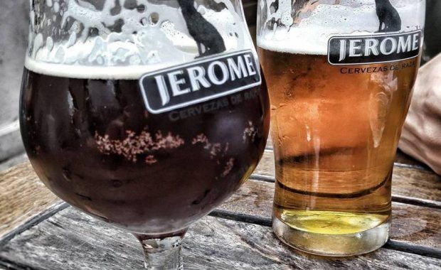 jerome, cervezcerias buenos aires