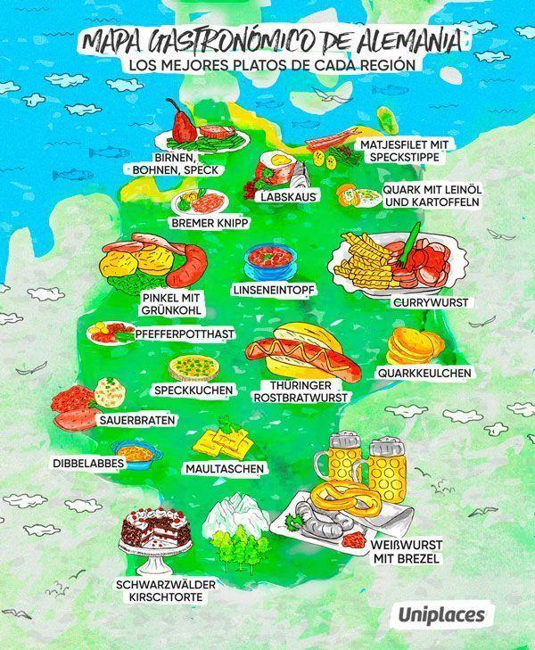 gastronomia europea, islas britanicas