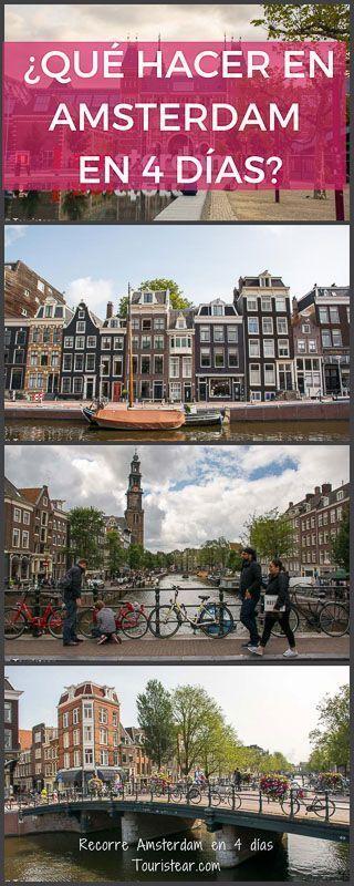 Amsterdam visita 4 dias, que ver en amsterdam en 4 dias