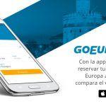 Compara y reserva tu transporte en la app de GoEuro