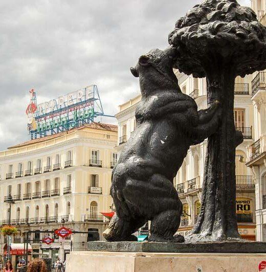 Madrid, Puerta del Sol, Free Tour