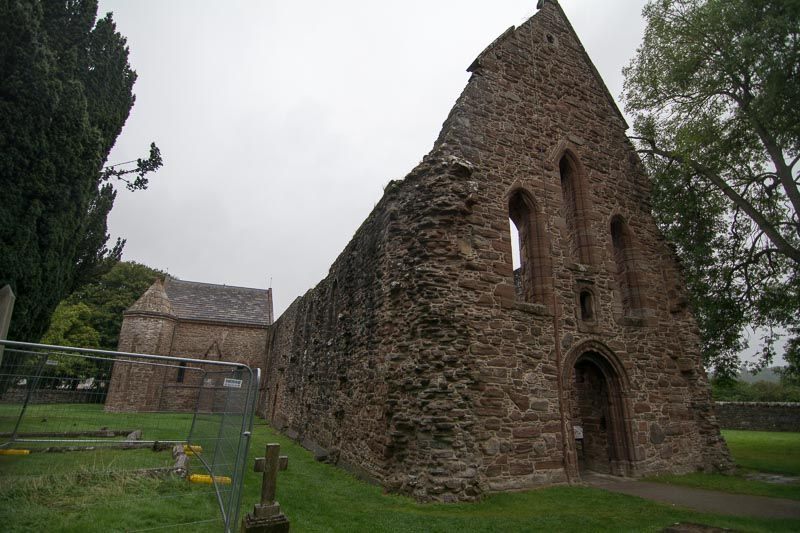 North coast 500 - Beauly Priory