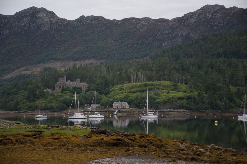 North coast 500 - Plockton