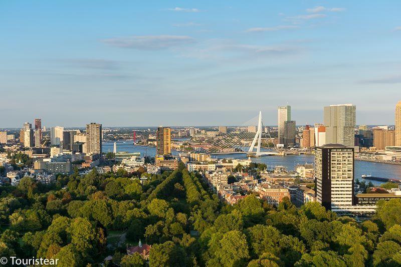 Rotterdam Euromast, Holanda, Paises Bajos