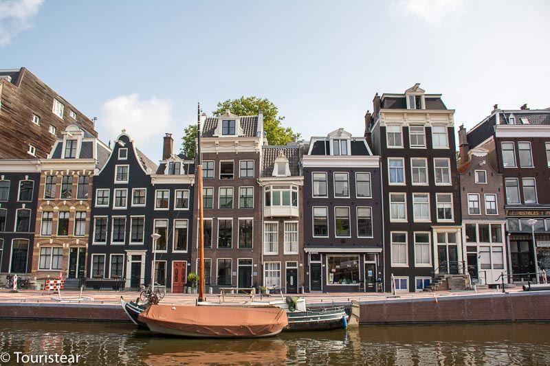 Amsterdam, Holanda, Paises Bajos, casas de amsterdam