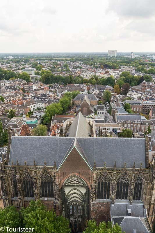 vista de utrecht, Holanda, Paises Bajos