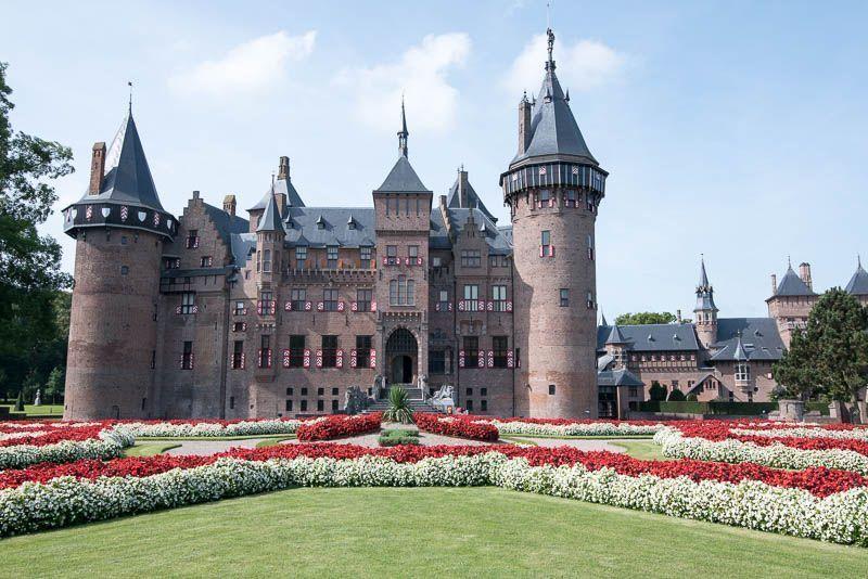 Castillo de Haar - Entrada Principal