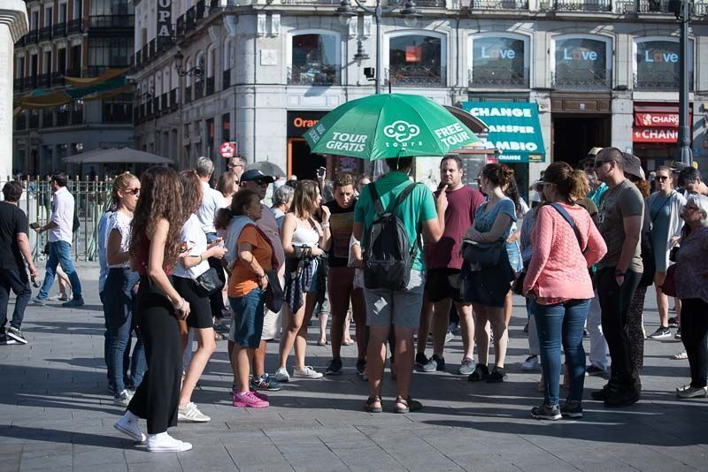 Ogo Tours, free tour of Madrid