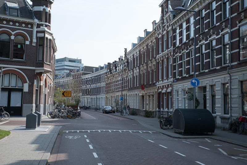 Róterdam Antiguo Rotterdam