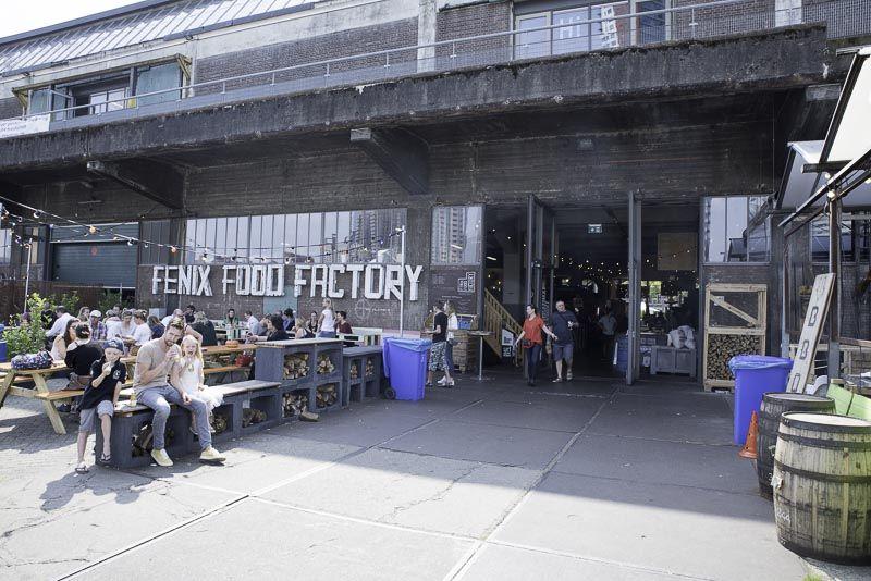 Róterdam Fenix Food Factory Rotterdam