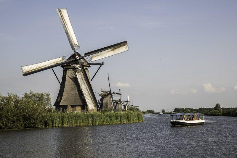 Róterdam - Kinderdijk Rotterdam