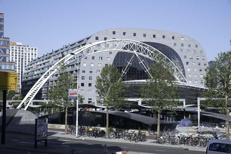 Róterdam - Markthal Rotterdam