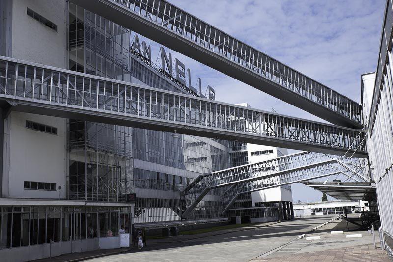 Róterdam - Van Nelle Factory Rotterdam