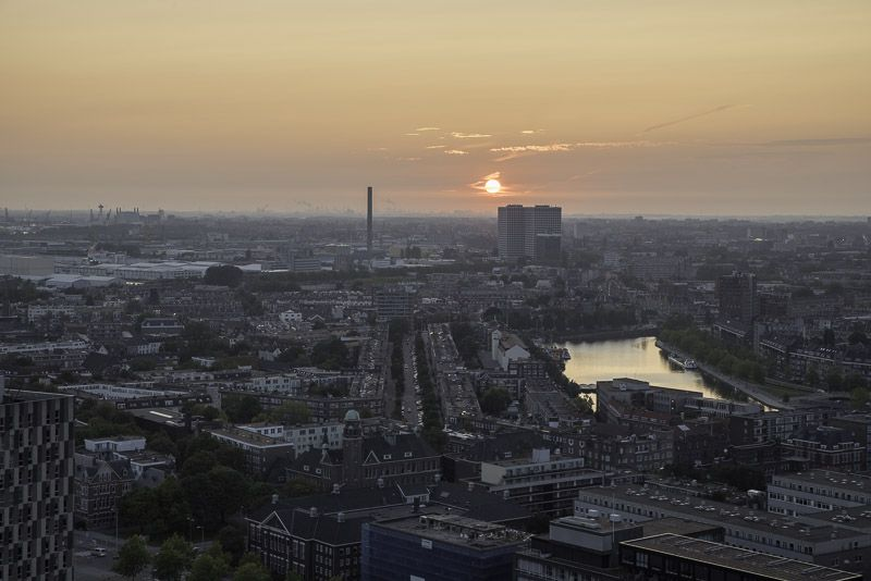 Roterdam - Euromast Rotterdam