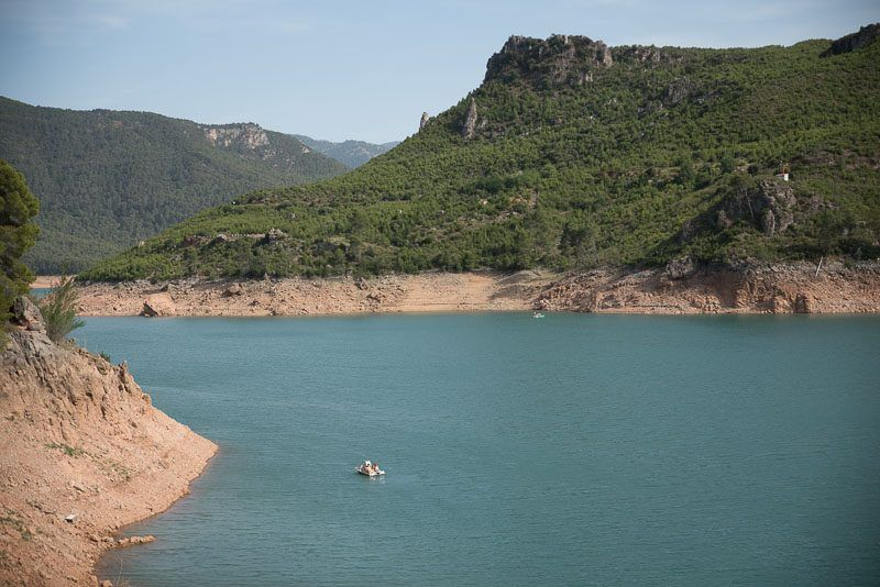 El Parque Natural de la Sierra de Cazorla, Segura y las Villas