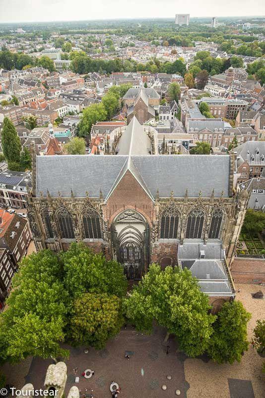 Utrecht desde domtorem