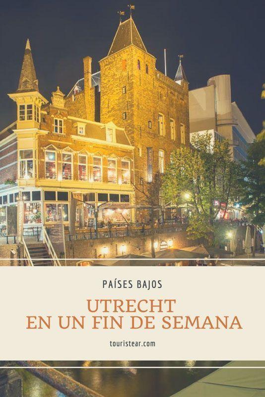 Utrecht, en un fin de semana