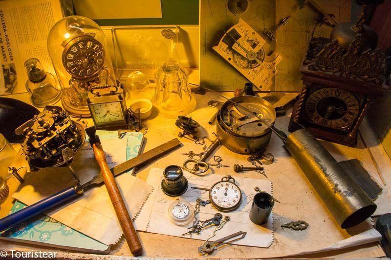 zaanse schans, time museum, holanda