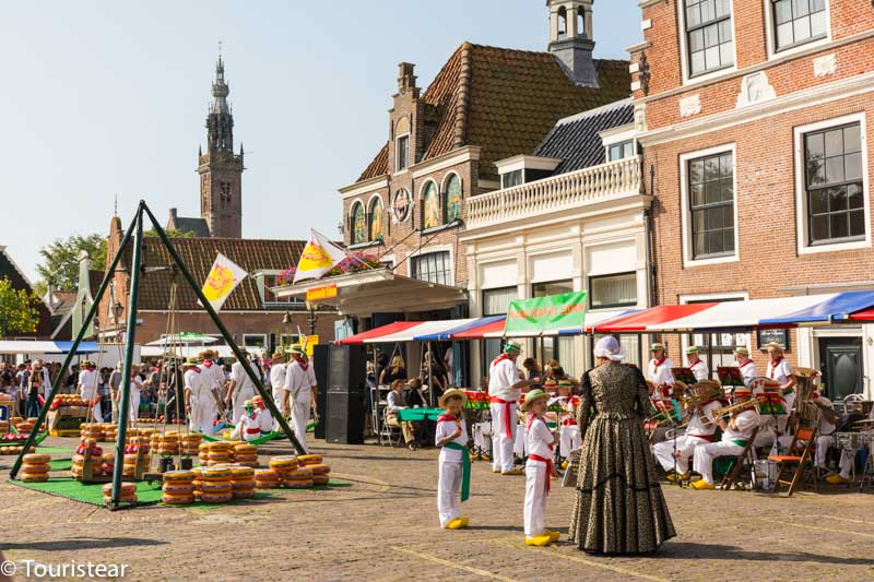 Edam, mercado del queso, Laag Holland