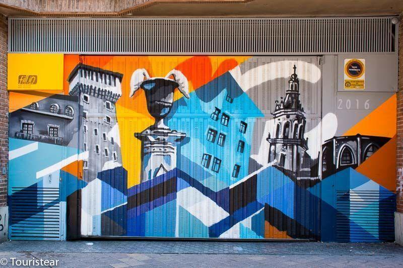 Que Ver En Vitoria En 1 Dia Murales Monumentos Y Cultura