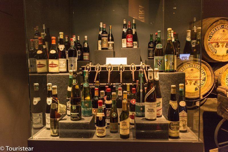 Cafayate, museo del vino