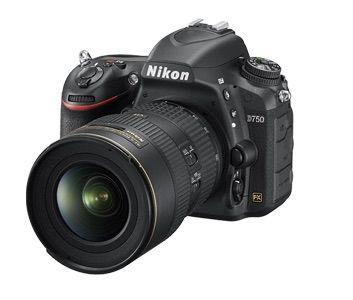Nikon D750 24-120 VR