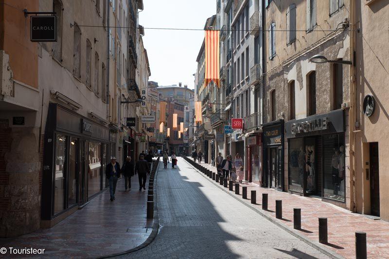 Perpignan, Castelnou, ruta por el sur de francia